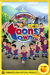 FCB ToonsTown