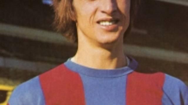 Portrait photo of Cruyff