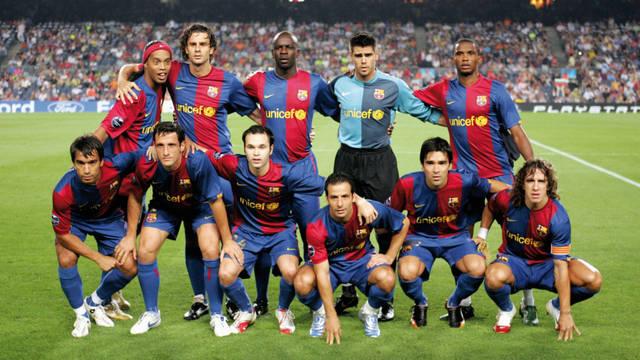 Un ex jugador del FC Barcelona formará en una de las listas para las municipales
