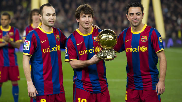 2010. International recognition of La Masia