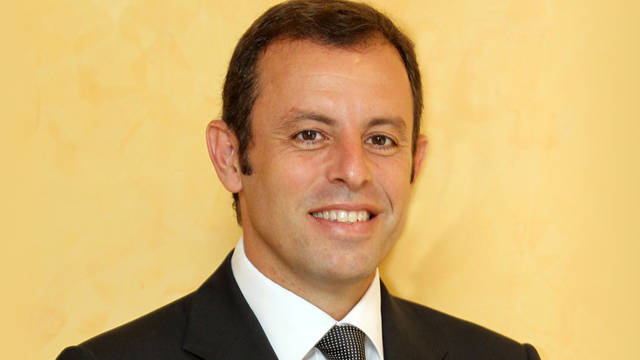 Photo of Sandro Rosell