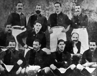 First team (1901)