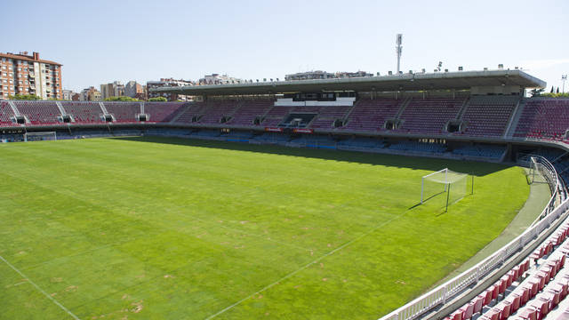 Image of the Miniestadi