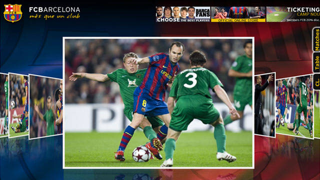 iSaver FC Barcelona