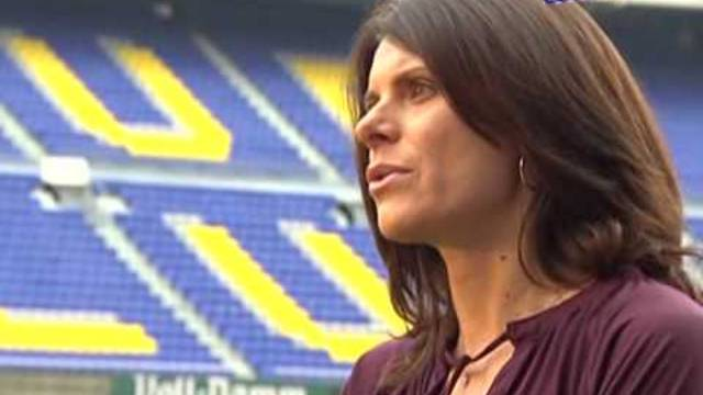Mia Hamm, ambassador FC Barcelona