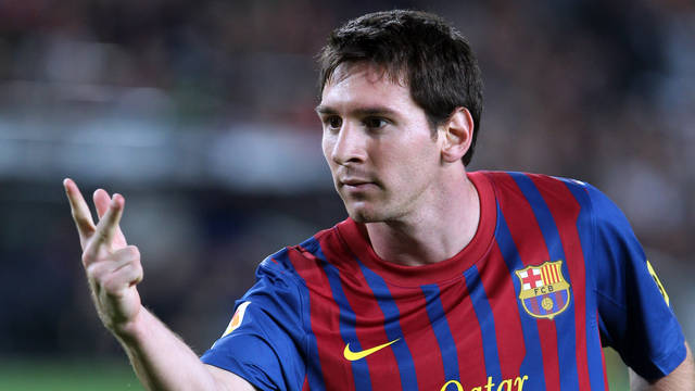 Messi and Barça could be on the cover of 'Sports Illustrated' / PHOTO: ARXIU FCB