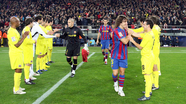 Copa del Rey Semi Final; full discussion : Barcelona v Villarreal  2010-01-02_PARTIDO_14.v1324380796