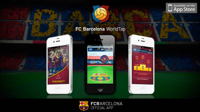 Telephones with  FCB WorldTap 2011