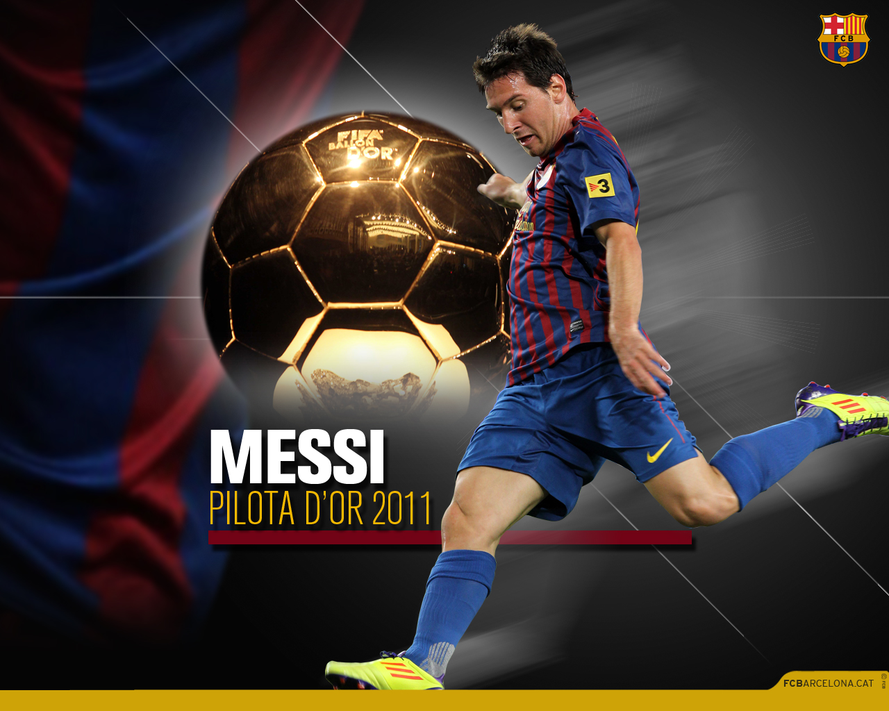 Get Ready for the World Cup With Lionel Messi Wallpapers &amp- Themes ...