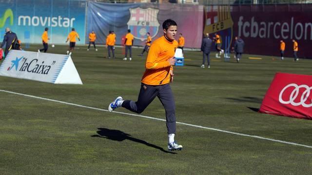 بالصور للتدريب الملعب