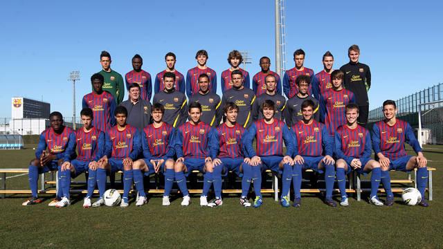 Fútbol Juvenil A
