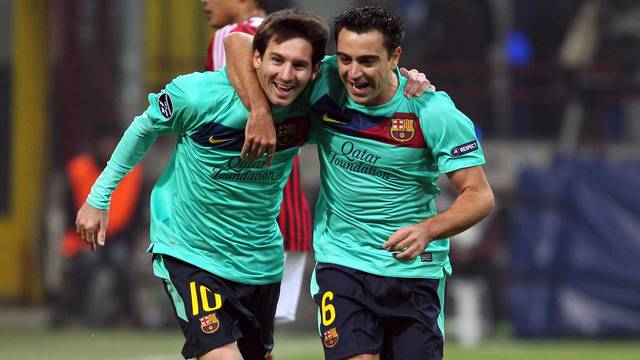 """Xavi: """"Leo Messi Will Be The Best Player In The History Of"""