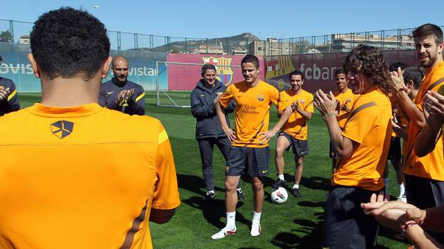 Afellay  / PHOTO: ARXIU FCB