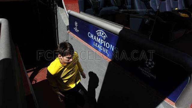 Entrenament 24/04/2012 / FOTO: MIGUEL RUIZ - FCB