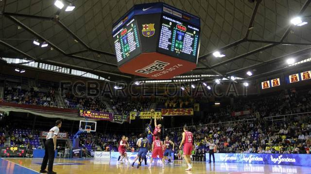 FCB Regal - Caja Laboral (97-89) /PHOTO: MIGUEL RUIZ - FCB