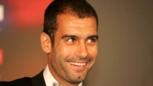 Pep Guardiola/ PHOTO: MIGUEL RUIZ-FCB.