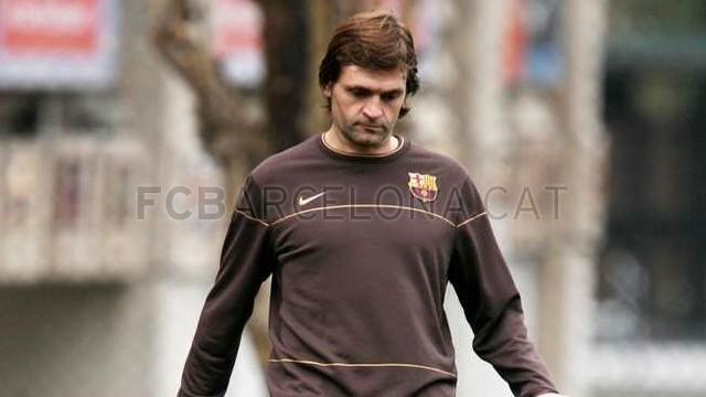 Tito Vilanova, FC Barcelona's new manager