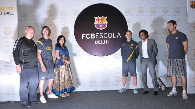 FCB Escola in New Delhi