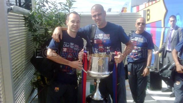 La Copa ja és a Barcelona / FOTO: MIGUEL RUIZ - FCB