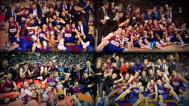 Barça Regal, four successful years