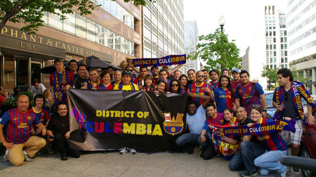 Penya Barcelonista Washington, D.C.