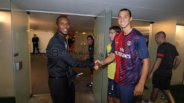 PSG-FCB /PHOTO: MIGUEL RUIZ-FCB