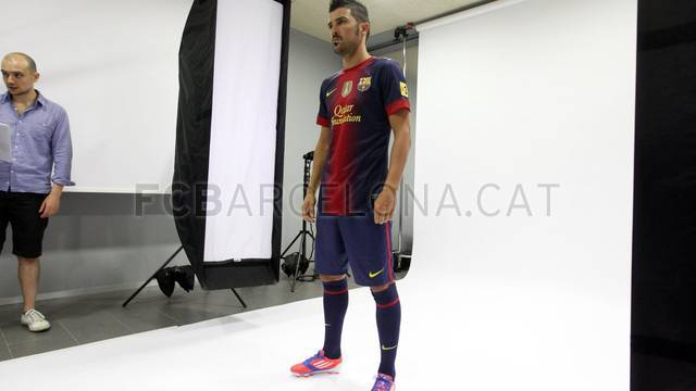 Models for a day. FOTO: MIGUEL RUIZ-FCB.