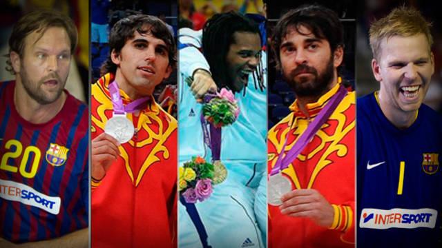 Cinco medallas, balance de los Juegos para los deportistas ...