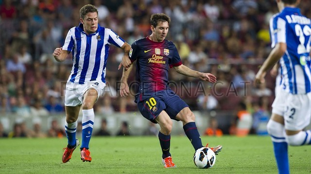 PHOTO: ÀLEX CAPARRÓS-FCB