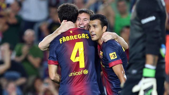 Messi: Barcelona her şeyi kazanmak istiyor