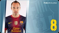Andrs Iniesta