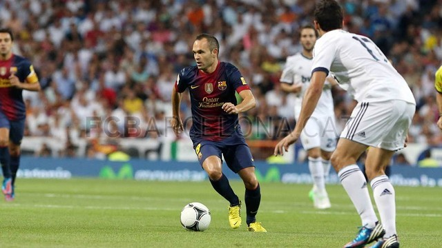 MADRID - FCB / PHOTO: MIGUEL RUIZ - FCB