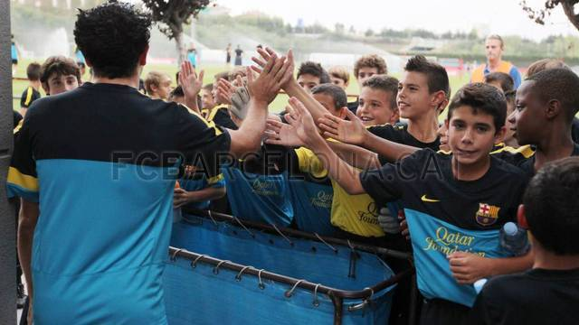 Training session 12/09/2012 / PHOTO: MIGUEL RUIZ - FCB