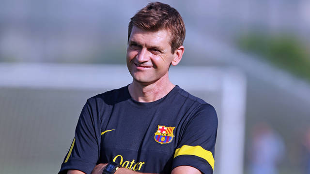 Tito Vilanova / PHOTO: MIGUEL RUIZ-FCB.