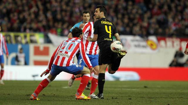 Atlético Madrid - FCB / PHOTO: ARCHIVE -FCB