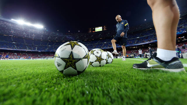 Champions matches at Camp Nou / PHOTO: MIGUEL RUIZ - FCB
