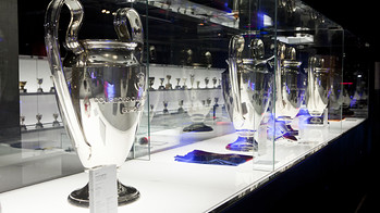 Champions League trophies won by FCB