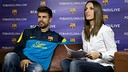 Google+ Hangout with Gerard Piqué