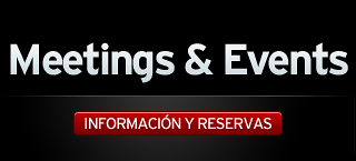 Meetings and Events. Información y reservas
