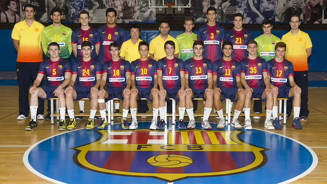 Juvenil FC Barcelona Intersport