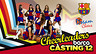 New casting for Bara cheerleaders