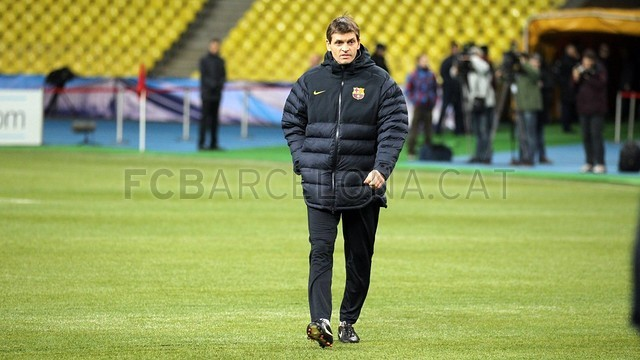 Training session 19/11/12 / PHOTO: MIGUEL RUIZ - FCB