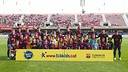 FC Barcelona B - Racing de Santander (4-1)