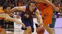 Marcelinho ha estat el millor jugador del Barça Regal a València / FOTO: ACBMEDIA