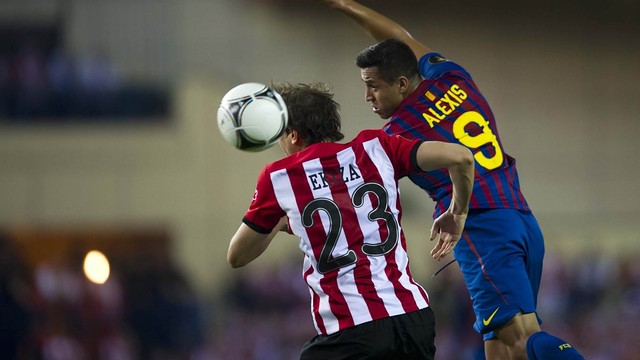 Alexis vs Athletic Club