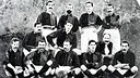 FC Barcelona team in 1901