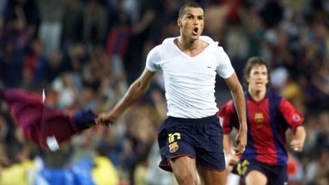 FC Barcelona - Bara Legends: Rivaldo (2nd half)