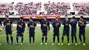 PHOTO: ÁLEX CAPARRÓS - FCB