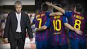Aguirre només ha tombat dos cops el FC Barcelona