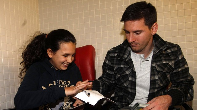 Messi / Photo: Miguel Ruiz -FCB